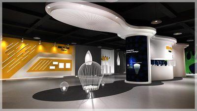 萤火虫艺术展厅